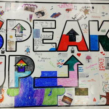 Speak up Space is 1 today!