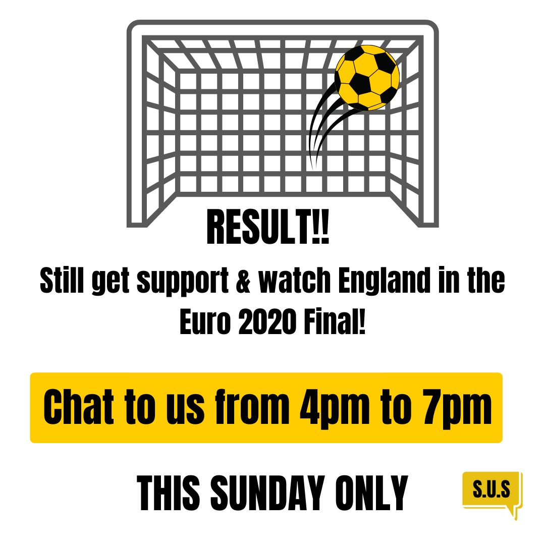 Euro 2020 Final – SUS Instant Messaging Service Opening Early